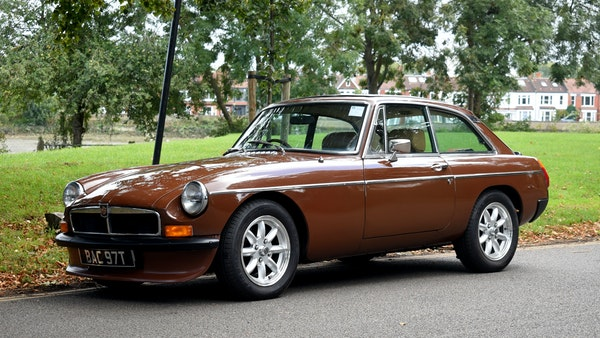 1978 MGB GT For Sale (picture 13 of 186)