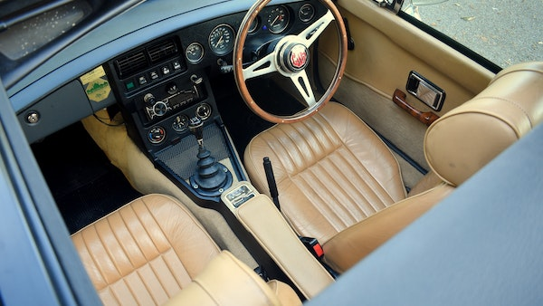 1978 MGB GT For Sale (picture 75 of 186)