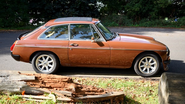 1978 MGB GT For Sale (picture 19 of 186)