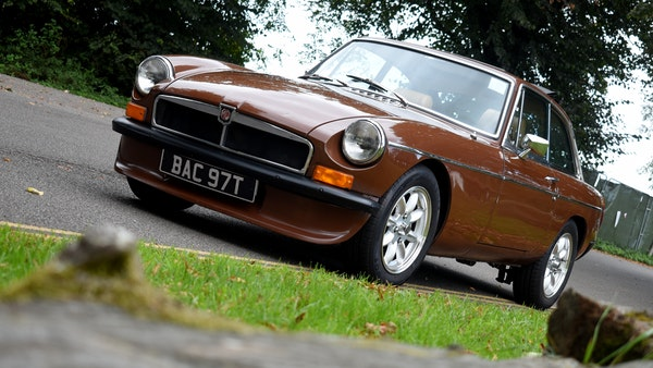 1978 MGB GT For Sale (picture 15 of 186)