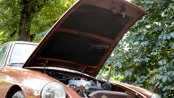 1978 MGB GT For Sale (picture 145 of 186)