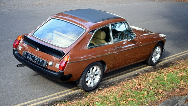 1978 MGB GT For Sale (picture 7 of 186)