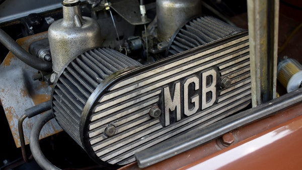 1978 MGB GT For Sale (picture 133 of 186)