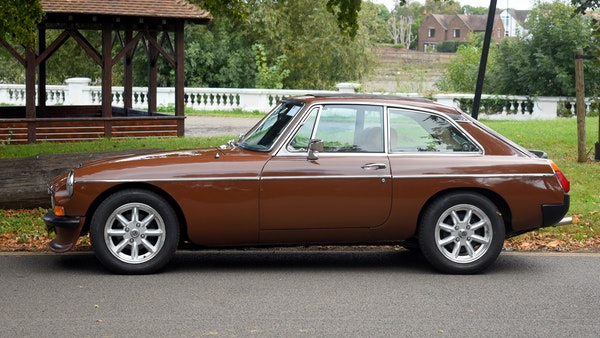 1978 MGB GT For Sale (picture 18 of 186)