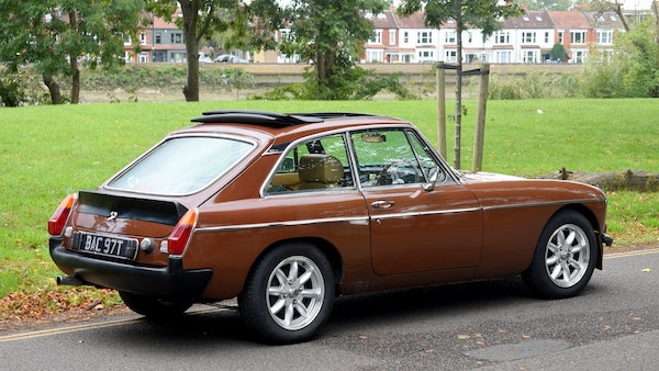 1978 MGB GT For Sale (picture 10 of 186)