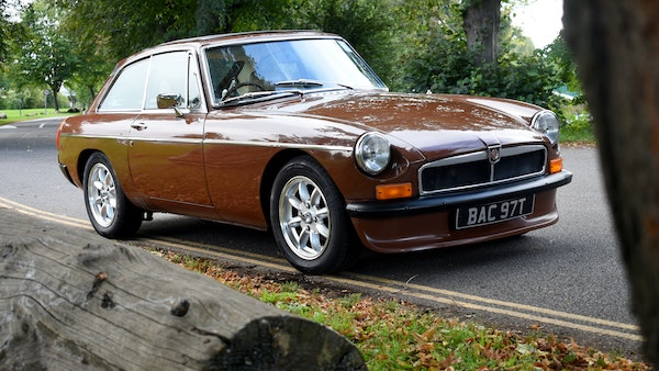 1978 MGB GT For Sale (picture 4 of 186)
