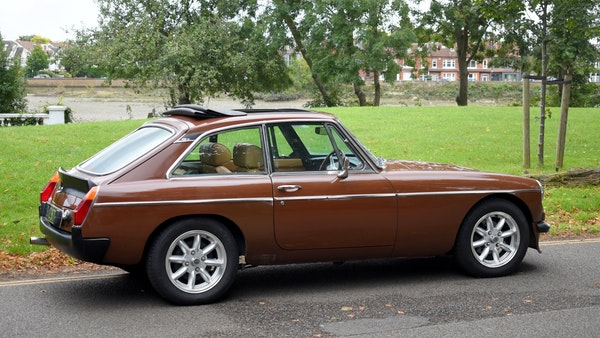 1978 MGB GT For Sale (picture 12 of 186)