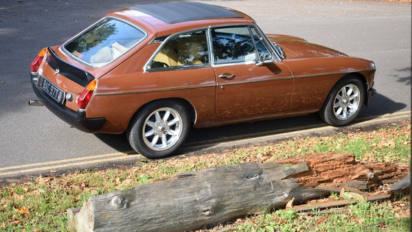 1978 MGB GT For Sale (picture 21 of 186)