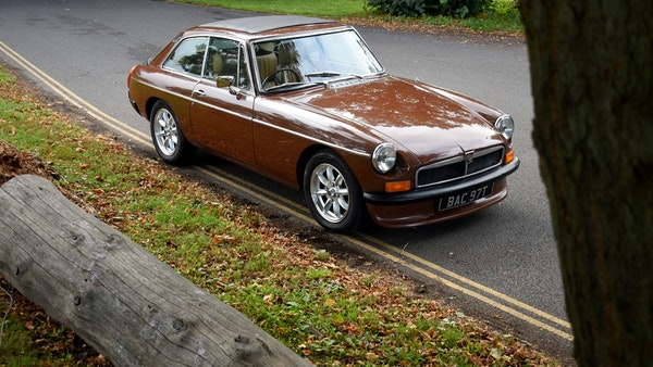 1978 MGB GT For Sale (picture 6 of 186)