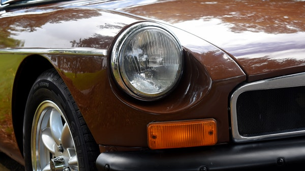 1978 MGB GT For Sale (picture 82 of 186)