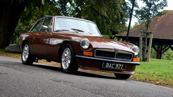 1978 MGB GT For Sale (picture 11 of 186)