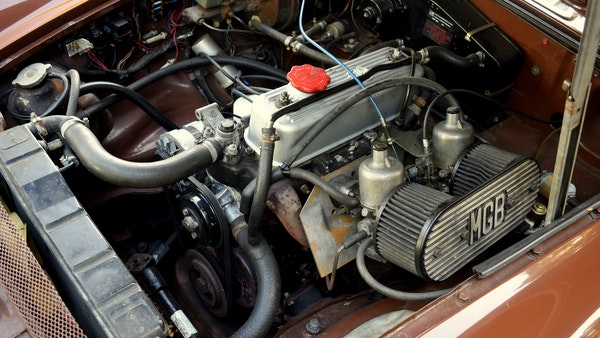 1978 MGB GT For Sale (picture 131 of 186)