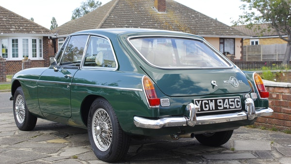 1969 MGB GT For Sale (picture 14 of 94)