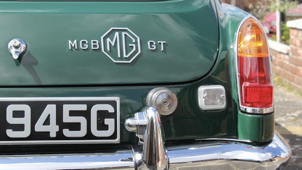 1969 MGB GT For Sale (picture 61 of 94)