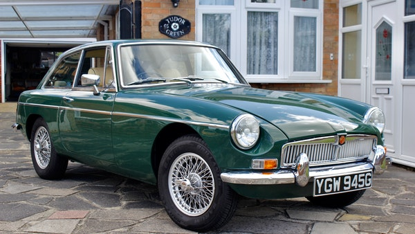 1969 MGB GT For Sale (picture 4 of 94)