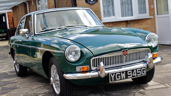 1969 MGB GT For Sale (picture 18 of 94)