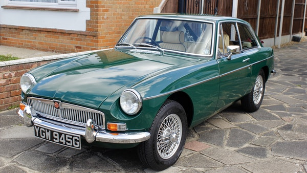 1969 MGB GT For Sale (picture 21 of 94)