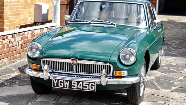 1969 MGB GT For Sale (picture 3 of 94)