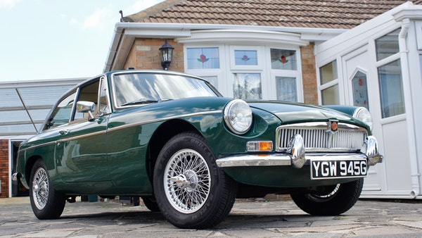1969 MGB GT For Sale (picture 12 of 94)