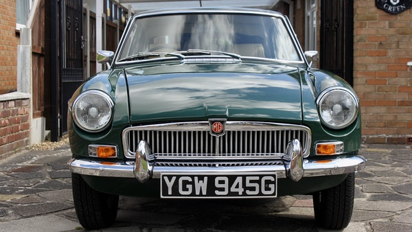 1969 MGB GT For Sale (picture 10 of 94)