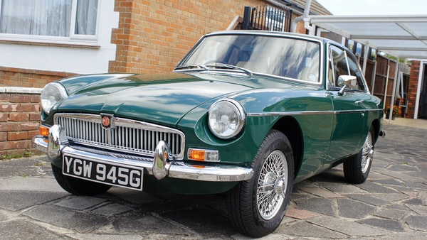 1969 MGB GT For Sale (picture 22 of 94)