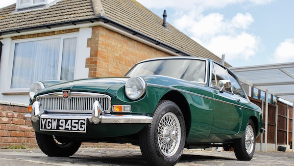 1969 MGB GT For Sale (picture 20 of 94)