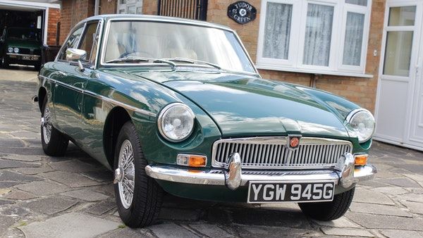 1969 MGB GT For Sale (picture 19 of 94)