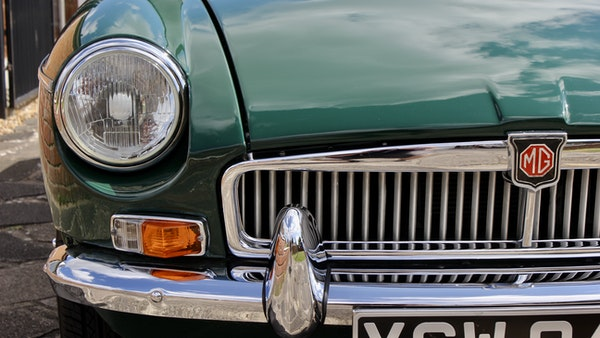 1969 MGB GT For Sale (picture 59 of 94)