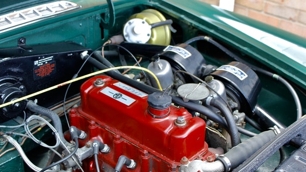 1969 MGB GT For Sale (picture 67 of 94)