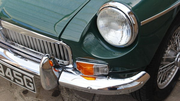 1969 MGB GT For Sale (picture 49 of 94)