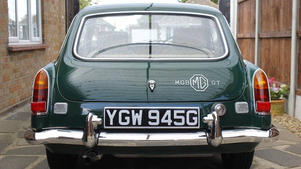 1969 MGB GT For Sale (picture 5 of 94)