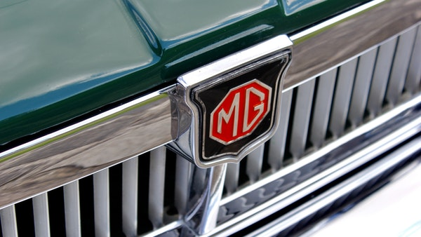 1969 MGB GT For Sale (picture 54 of 94)