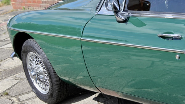 1969 MGB GT For Sale (picture 64 of 94)