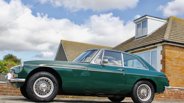 1969 MGB GT For Sale (picture 16 of 94)