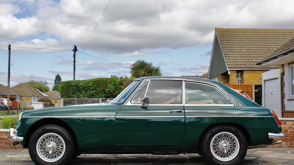 1969 MGB GT For Sale (picture 15 of 94)