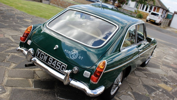 1969 MGB GT For Sale (picture 6 of 94)
