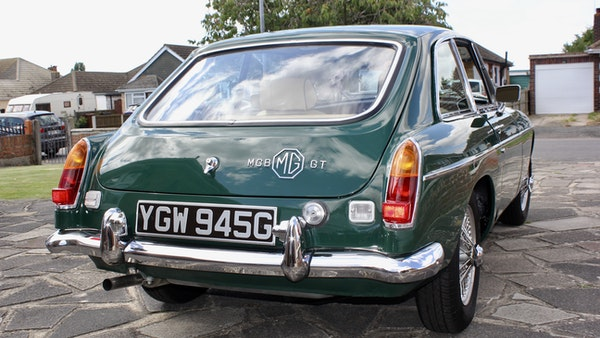 1969 MGB GT For Sale (picture 7 of 94)