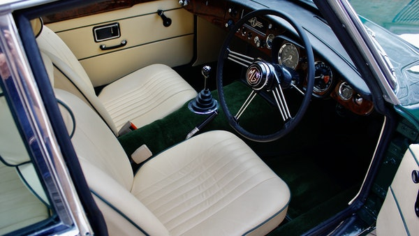 1969 MGB GT For Sale (picture 35 of 94)