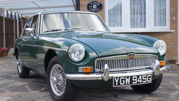 1969 MGB GT For Sale (picture 11 of 94)