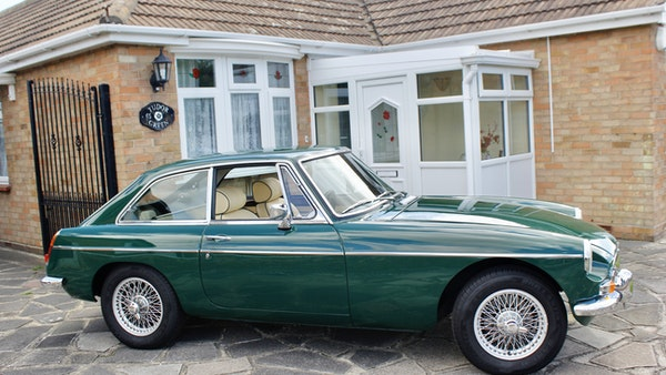 1969 MGB GT For Sale (picture 13 of 94)