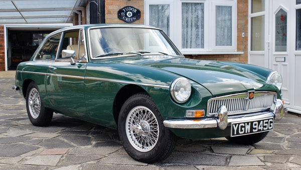 1969 MGB GT For Sale (picture 9 of 94)
