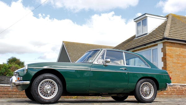 1969 MGB GT For Sale (picture 17 of 94)