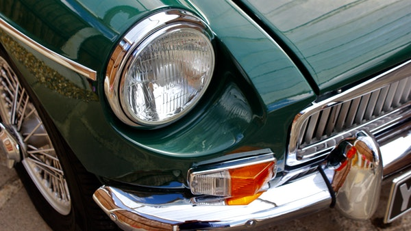 1969 MGB GT For Sale (picture 50 of 94)