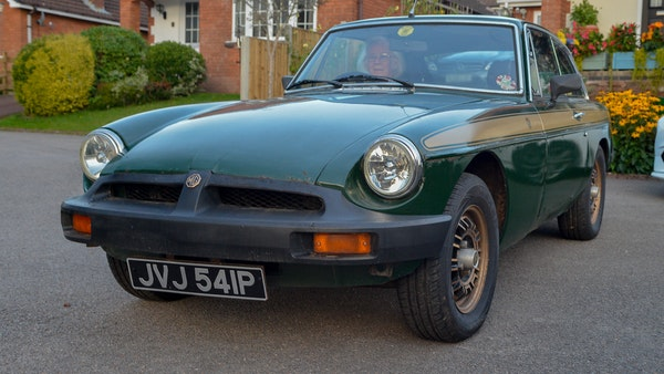 NO RESERVE! - 1975 MGB GT Jubilee For Sale (picture 3 of 86)