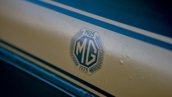 NO RESERVE! - 1975 MGB GT Jubilee For Sale (picture 41 of 86)