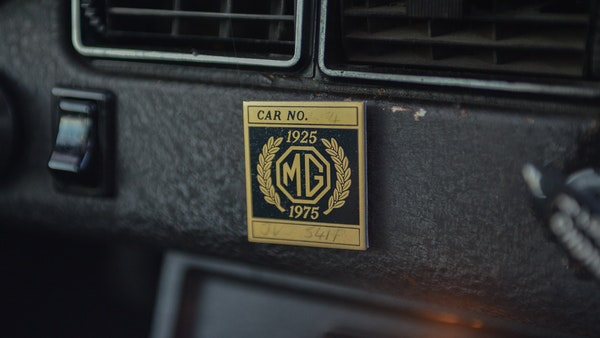 NO RESERVE! - 1975 MGB GT Jubilee For Sale (picture 33 of 86)
