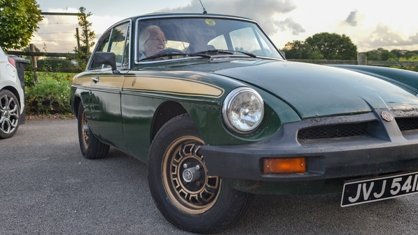 NO RESERVE! - 1975 MGB GT Jubilee For Sale (picture 52 of 86)