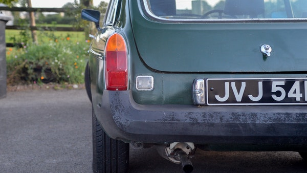 NO RESERVE! - 1975 MGB GT Jubilee For Sale (picture 44 of 86)