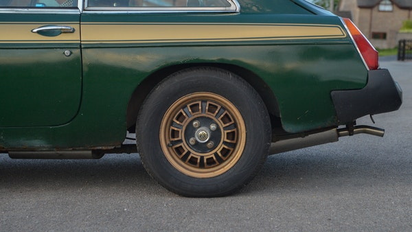 NO RESERVE! - 1975 MGB GT Jubilee For Sale (picture 18 of 86)