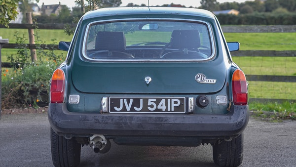 NO RESERVE! - 1975 MGB GT Jubilee For Sale (picture 8 of 86)